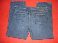 Mens Tommy Hilfiger Premium Boot Cut Blue Jeans sz 36 X 30