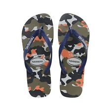 Havaianas - H Top Camuflada Flip Flops - Size S *NEW IN BOX* £22