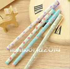 "8PCS M&G Stationery Serie""Garden Flower""Ball Point Pens-Blue Ink,0.5mm"