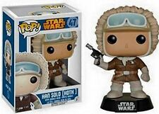 Star Wars - Han Solo [Hoth] POP Vinyl Bobble Head (47)