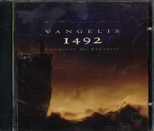 Vangelis - 1492 Conquest Of Paradise Ost Cd Ottimo