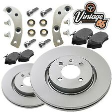 VOLKSWAGEN CADDY MK1 G60 20 V Turbo 280 mm dì FRENO ANTERIORE DISCO CONVERSIONE UPGRADE KIT