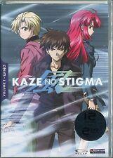 Kaze No Stigma - Season 1 Part 1 (DVD, 2009, 2-Disc Set)