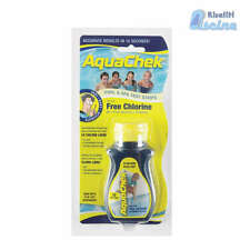 KIT ANALISI ACQUA AQUACHECK YELLOW  CHLORINE X PISCINA CLORO ACIDO CIANURICO PH