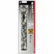NEW MagLight Mag-lite Led 3 Cell D Univ ST3DMR6