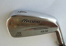 MIZUNO Grain Flow Forged MP32 4 Iron True Temper R300 Steel Shaft MP-32