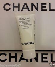 Chanel LE Blanc Hydratant Whitening Moisturizing Cream Creme Fine 5ml x 1