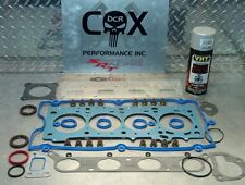 SRT4 DCR Complete Top End Gasket Set With The DCR 5 Layer Head Gasket