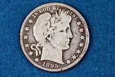 ESTATE FIND 1895-O Barber Half Dollar!! #C4561