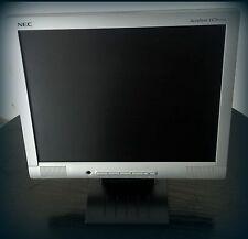 Monitor LCD 15 Zoll 5:4 LCD Silber Stereo Lautsprecher diviersa Marken Fabrikat