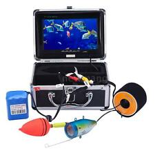 "7"" LCD HD 1200TVL 15M Underwater Camera Fish Finder Fishing Camera IP68 US M2D5"