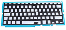 "Apple MacBook Pro A1286 2009-2011 15"" Tastatur Beleuchtung Backlight UK English"