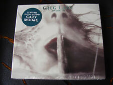 Slip Album: Greg Lake : London '81  Live Hammersmith Featuring Gary Moore Sealed