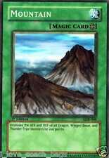 Mountain LOB-EN048 X 3 Mint YUGIOH Legend of Blue-eyes White Dragon