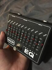 Dunlop MXR 10 Band EQ M108 Equalizer Guitar Effect Pedal - USED