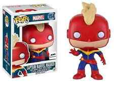 CAPTAIN MARVEL MASKED POP! GTS EXCLUSIVE #154 VINYL FIGURE - FUNKO - PRE-ORDER!