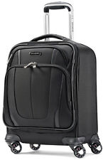 Samsonite Silhouette Sphere 2 Spinner Boarding Bag Carry On Luggage - Black