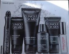 CLINIQUE Exclusive For MEN 6 piece travel pros set