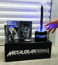 METAL GEAR RISING: REVENGEANCE - LIMITED EDITION ps3 Playstation 3 *Open Box*