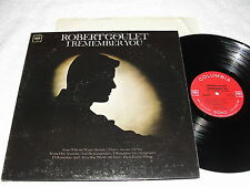 "Robert Goulet ""I Remember You"" 1966 LP, Nice NM-, Mono, Columbia #CL-2482"