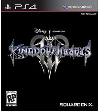 Kingdom Hearts III (Sony PlayStation 4, 2015)
