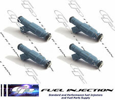 NEW 4x BMW E30 316i 318i E34 518i 4-hole UPGRADE BOSCH fuel injectors