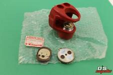 KAWASAKI H1 S3 KH400 KH500 KZ900 FRONT CALIPER ASSY REBUILT RED WITH PADS