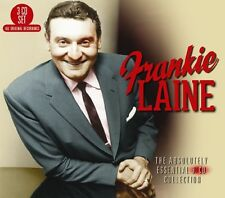 FRANKIE LAINE - ABSOLUTELY ESSENTIAL 3CD COLLECTION  3 CD NEU