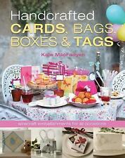 Handcrafted Cards, Bags, Boxes and Tags : Wirecraft Embellishments for All...