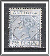 Antigua #14 Queen Victoria Used