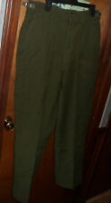 US Army Issue M1951 Wool Military Cold Weather Field Trousers REGULAR MEDIUM