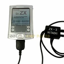 Excavator diagnostic adapter, Version 2013A, working for Hitachi EX & ZX series