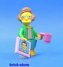 LEGO® THE SIMPSONS SERIE 2 (71009) FIGUR (Nr.14)  EDNA KRABAPPEL