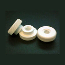10 pack of M5 Nylon Thumb Nuts with Collar, 16mm OD