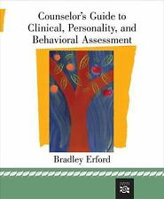 PSY 662 Psychological Services II: Counselor's Guide to Clinical,...