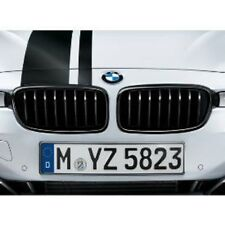 BMW F30 3 SERIES M PERFORMANCE Black Kidney Grills Sedan 328i 335i OEM BNIB