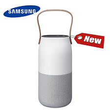 Official Genuine Samsung Wireless-Speaker Sound-Bottle EO-SG710CS white
