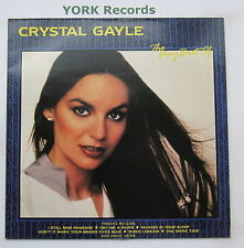 CRYSTAL GAYLE - The Very Best Of .... - Ex Con LP Record Country Store CST 008