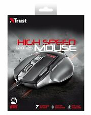 Mouse Trust GXT 25 Gaming Mouse 800 a 2000 DPI NUOVO OFFERTISSIMA!!!
