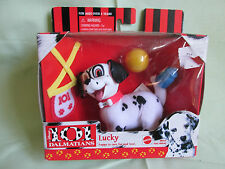 NEW DISNEY 101 DALMATIANS PUPPY TO CARE FOR AND LOVE LUCKY FIGURE MATTEL 69825