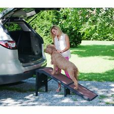 Pet Gear Extra Large Free-Standing Pet Ramp, Brown