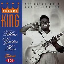 Freddy King - Blues Guitar Hero (CDCHD 454)