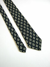 CERRUTI 1881 Cravatta Tie  Originale 100% SETA SILK MADE IN FRANCE