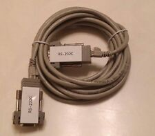 RS-232 Serial Communication Cable