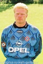 Oliver Kahn Bayern München 1997-98 seltenes Foto+2