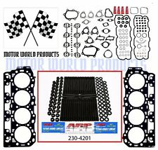 01-04 6.6L DURAMAX 6.6 LB7 HEAD GASKET Set w/ ARP HEAD STUDS CHEVY