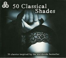 50 CLASSICAL SHADES - 3 CD BOX SET - INSPIRED BY THE WORLDWIDE BESTSELLER