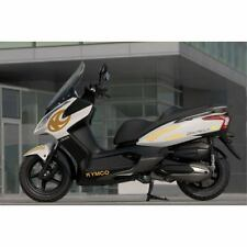SET 12 ADESIVI ORO KYMCO DOWNTOWN 300I 300 125I 125 KIT GRAFICA CARENA STICKERS