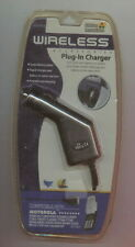 New Wireless Plug-In Car Charger