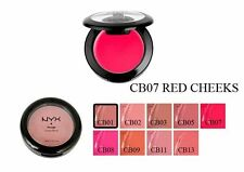 NYX Blush CB07 RED CHEEKS Rouge Cream new face makeup Red Pink cheap cosmetics